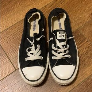 Woman's Converse shoes